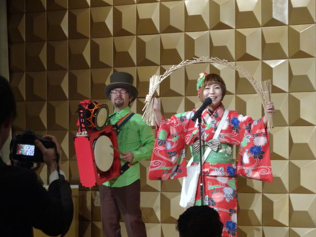 NEOチンドン☆チロル堂@斎藤晶子さん生誕祭