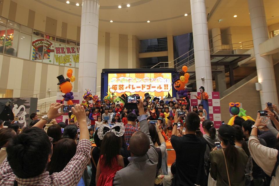 NEOチンドン☆チロル堂@KYTハッピーハロウィンフェスティバル2016②