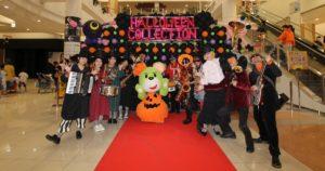 NEOチンドン☆チロル堂@KYTハッピーハロウィンフェスティバル2019仮装パレード